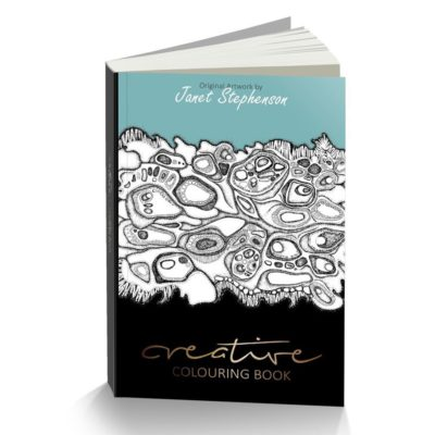 Volume 1 - Abstract Colouring Book