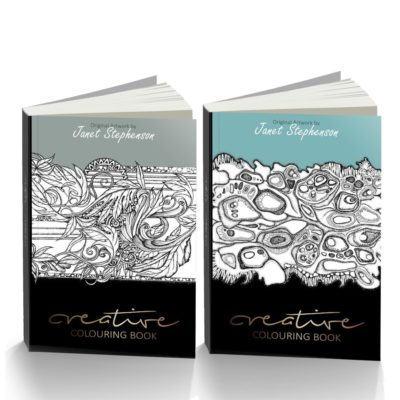 Volume 1 - Colouring book bundle